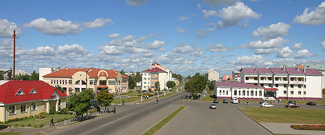 Улица Советская г.Круглое